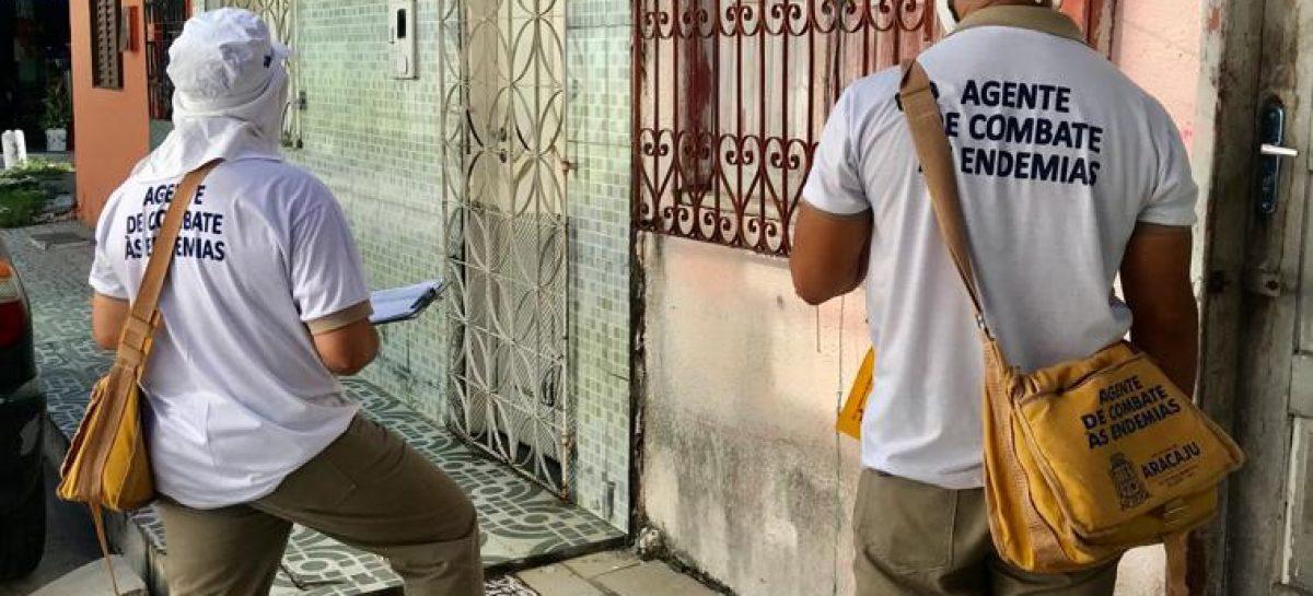 Prefeitura de Aracaju divulga 2º levantamento de infestação do Aedes aegypti do ano
