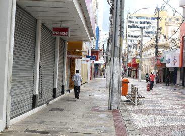 Prefeitura segue com ações de isolamento social para retardar trasmissão do coronavírus