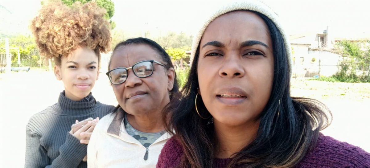 Mãe e filha vão à Itália e tentam retornar para Sergipe, mas previsão é para maio