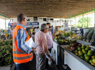 Ceasa passa a dividir horário de atendimento a comerciantes atacadistas e público em geral