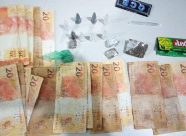 Operação da PM e PC resulta em prisão e apreensão de dinheiro falso em Frei Paulo