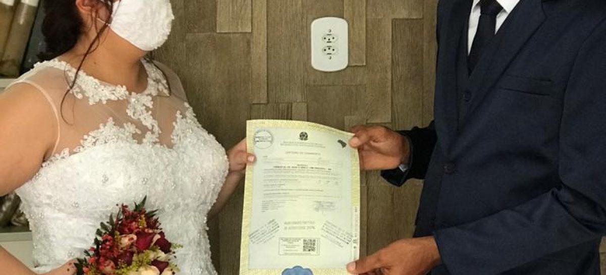 Sergipe celebra o primeiro casamento por videoconferência