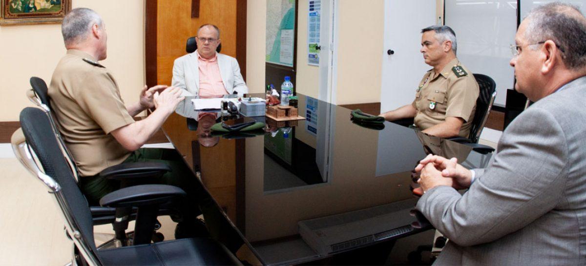 Forças Armadas reforçam apoio ao Estado no combate ao coronavírus
