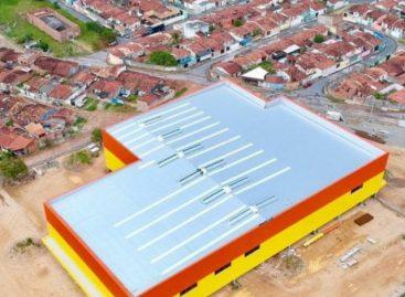 Centro de Distribuição da Fasouto é instalado em Socorro com incentivo do Governo