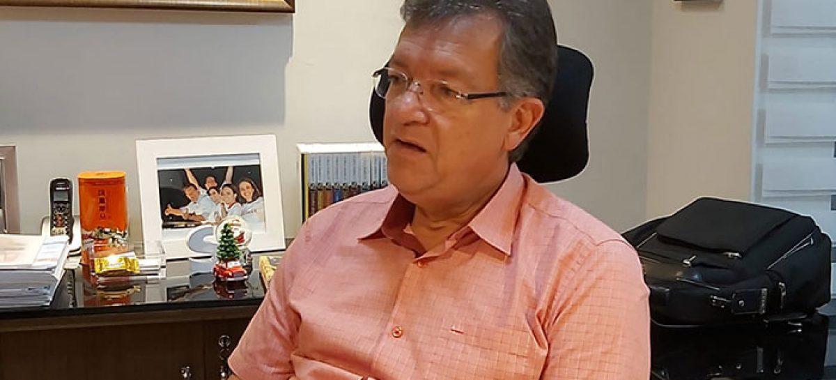 Laércio defende a reabertura gradual de alguns serviços essenciais respeitando orientações do MS