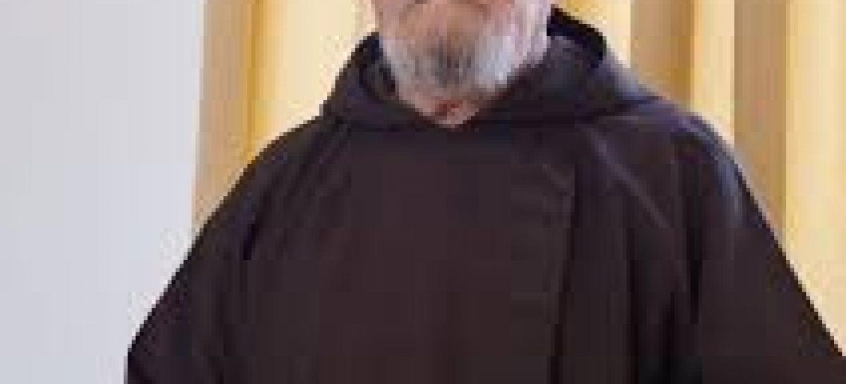 Frei Dário morre aos 99 anos no convento dos Capuchinhos em Aracaju