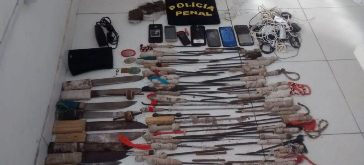 Princípio de motim no Copemcan em São Cristóvão termina com dois internos feridos