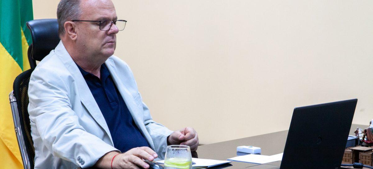 Governo divulga estudo de impacto da pandemia sobre a economia estadual