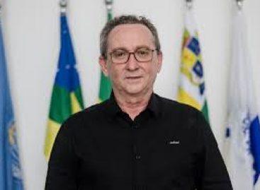 Secretário de estado da saúde, Valberto Oliveira, pede demissão do Cargo