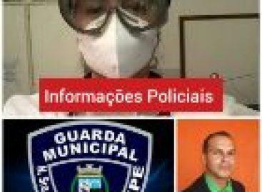 Guarda Municipal de  Socorro recupera celular furtado de médica e prende casal acusado do furto