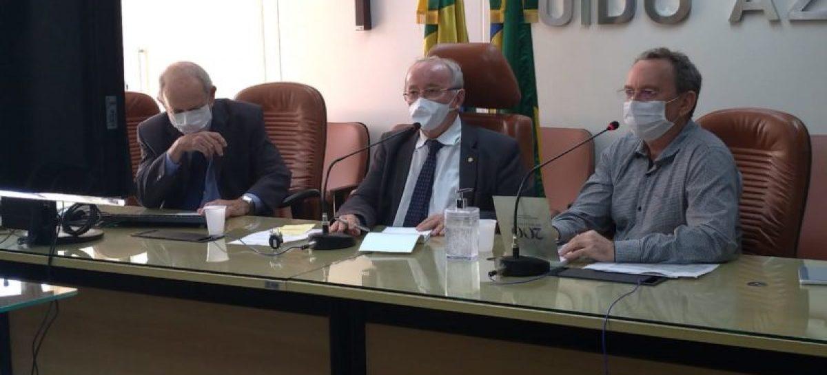 TCE prorroga suspensão de atividades presenciais e retoma prazos processuais