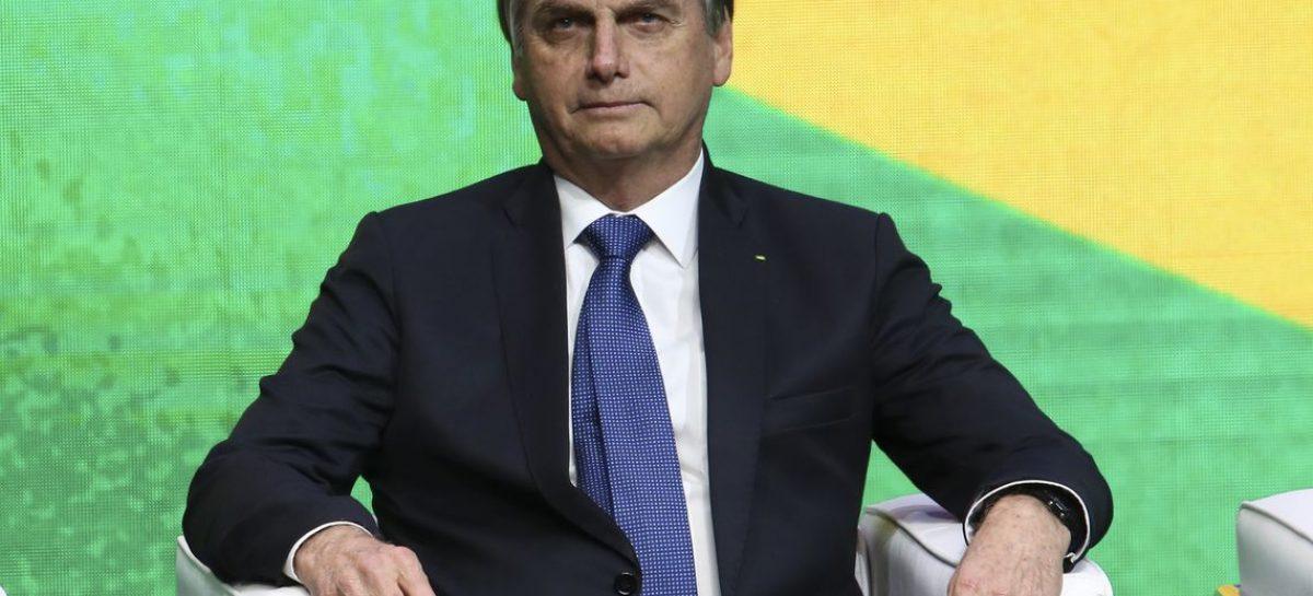 Bolsonaro diz que não houve intervenção política na Polícia Federal