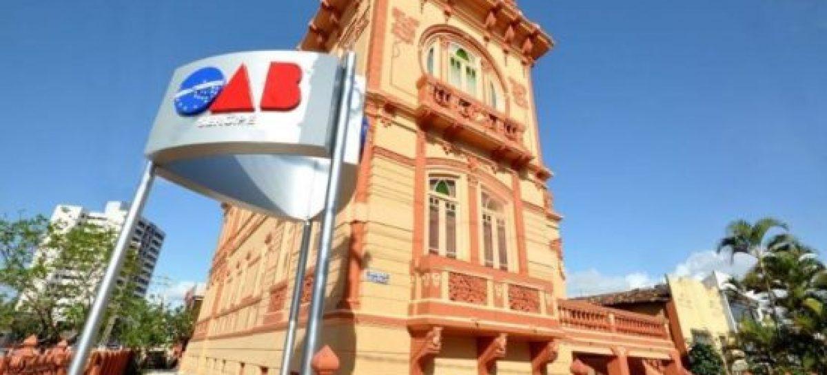 OAB/SE repudia projeto de lei que suspende pagamento de precatórios