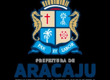 Prefeitura de Aracaju decreta ponto facultativo na próxima quinta-feira, 9