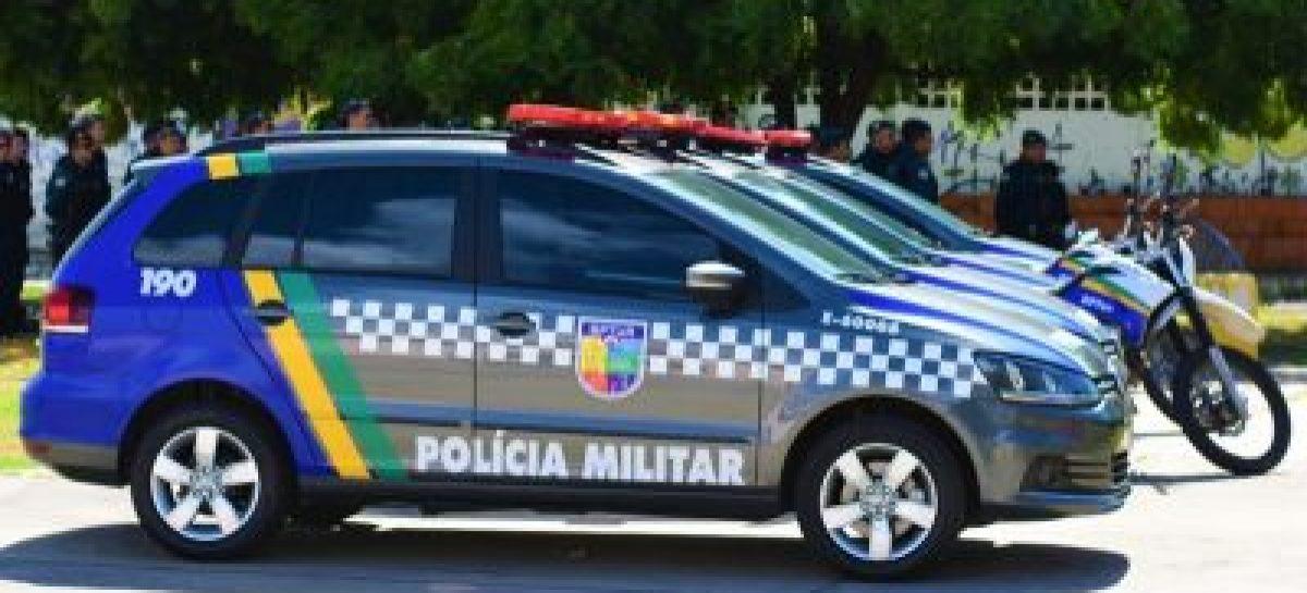 Polícia Militar prende homem por golpe em posto de combustível na Zona de Expansão