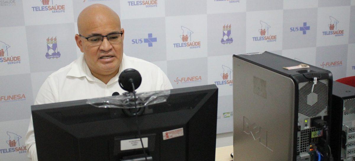 Professores de medicina da UFS vão atuar em atendimento online a casos de covid-19