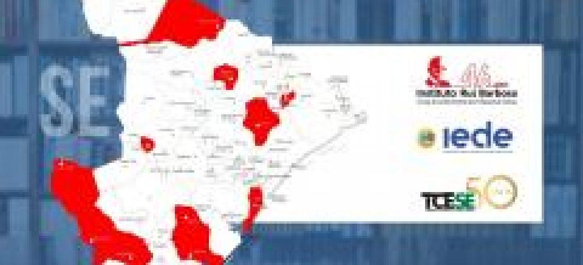 TCE reunirá dados do Estado e de 12 municípios para mapear impactos da pandemia