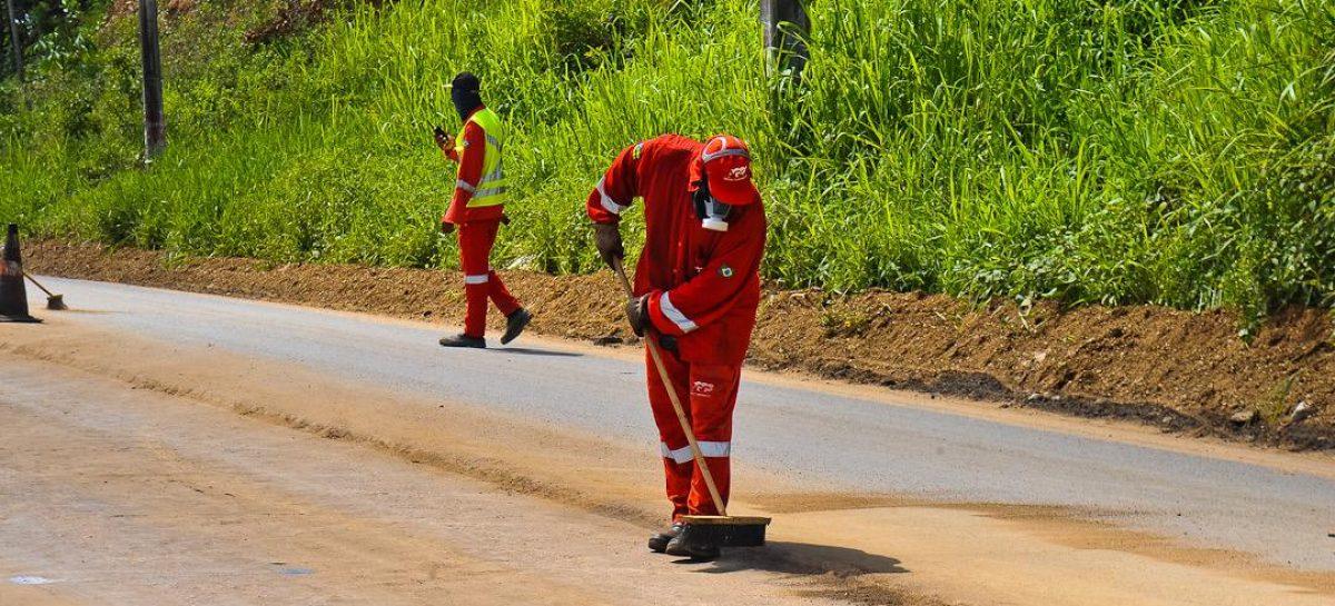 Governo emite recomendações exigindo cumprimento de regras nos canteiros de obras