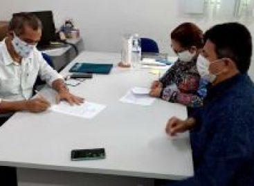 Coronavírus: Prefeitura de Itabaiana e UFS assinam acordo de cooperação