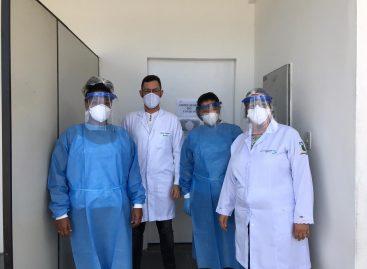 Governo cria ambulatório para testagem da Covid-19 para profissionais da Saúde