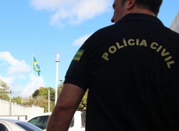 PC de Boquim cumpre mandado de prisão contra suspeito de furtos qualificados