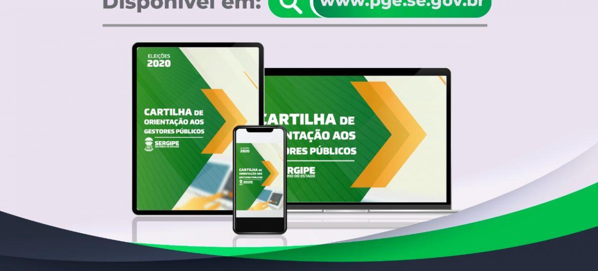 Procuradoria-Geral do Estado lança Cartilha Eleitoral 2020