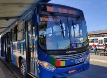 Gratuidade do transporte coletivo será alterado a partir de quinta