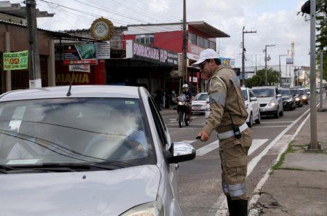 Prefeitura registra redução de 35% no índice de acidentes de trânsito sem vítima na capital