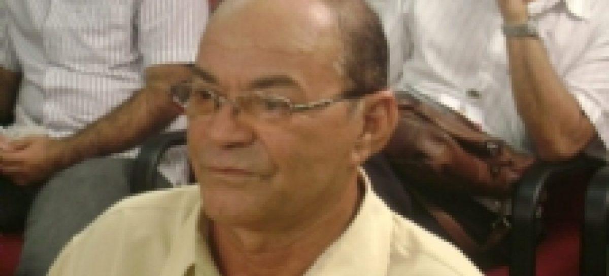 Morre o ex-prefeito de Canindé do São Francisco, Genivaldo Galindo da Silva