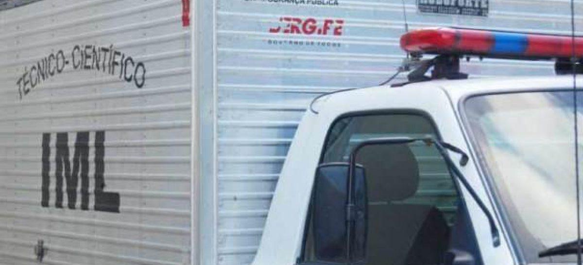 IML recolhe nove corpos no final de semana, sendo quatro homicídios