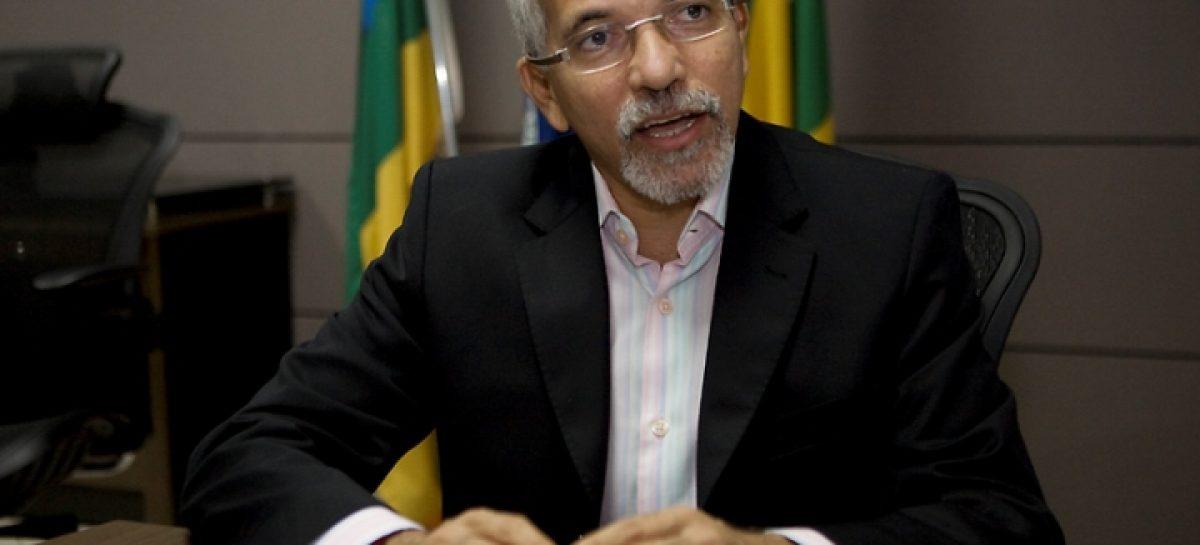 Edvaldo Nogueira informa que foi testado positivo para o covid-19