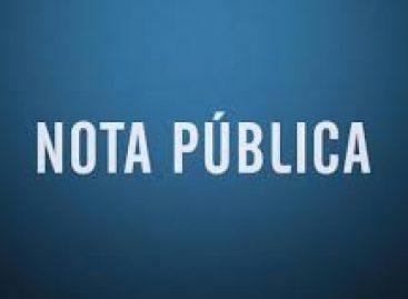 Nota do Governo de Sergipe sobre Carta Aberta enviada por empresários