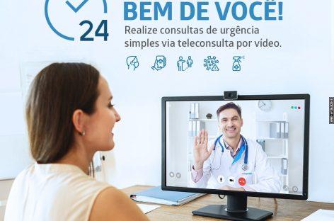 Teleconsulta é aliada para avaliação precoce dos sintomas da Covid-19