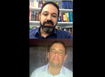 Presidente Nacional da OAB participa de live de virtual 'Lives Roda de Conversa de Direito'