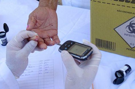 Covid-19: 82 óbitos tinham entre as comorbidades diabetes