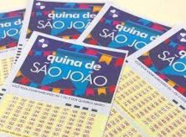 Quina de São João: cinco apostas dividem prêmio de R$ 152 milhões