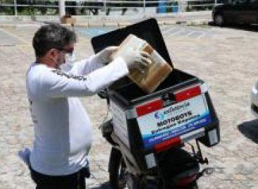 Case divulga calendário de julho para entrega domiciliar de medicamentos