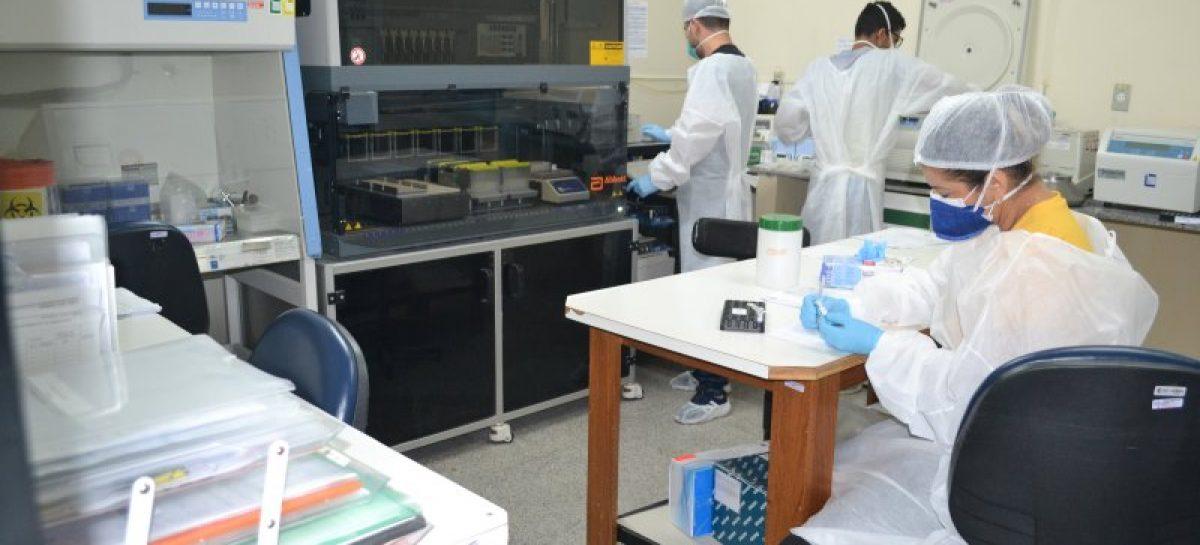 Lacen libera mais de dois mil resultados para coronavirus realizados na Fiocruz