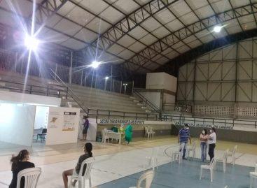 Arena Carlos Magalhães será utilizada como unidade de referência para covid-19