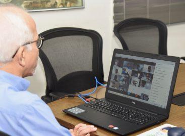 Prefeito realiza reunião de alinhamento para discutir projetos do BID