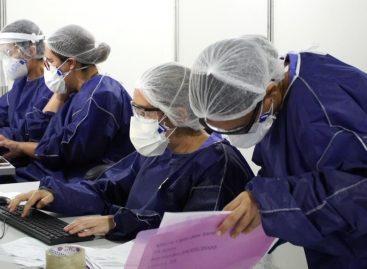 Hospital de Campanha de Aracaju tem 61 recuperados e 32 internados