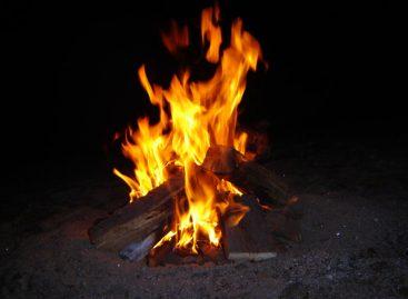 MP recomenda aos municípios de Maruim e de Santo Amaro das Brotas que proíbam fogueiras e fogos