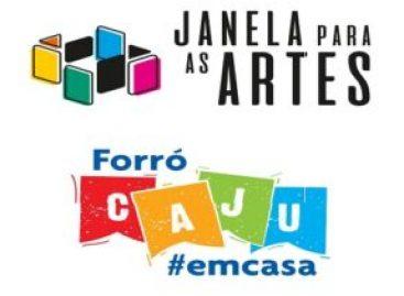 Prefeitura de Aracaju lança 'Forró Caju em Casa 2020' com 45 artistas