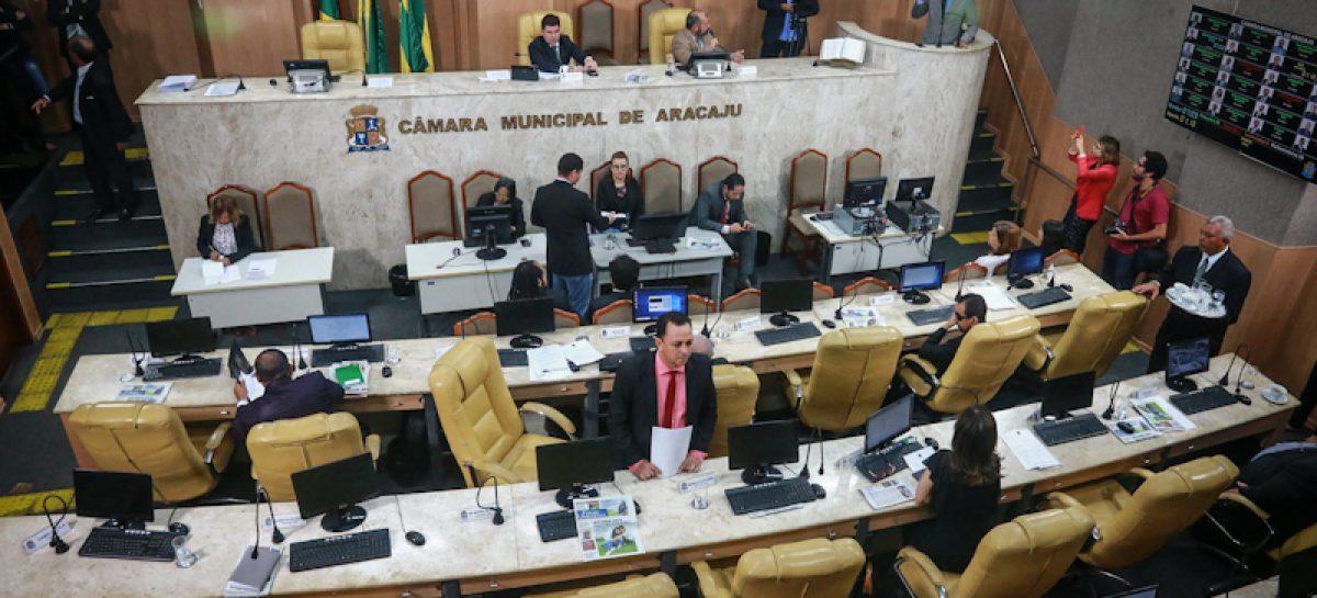 Câmara aprova congelamento dos salários dos vereadores, secretários e prefeito até 2024