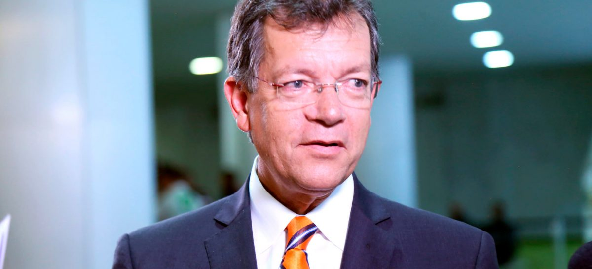 Emenda de desoneração da Folha de Laércio aguarda sanção presidencial