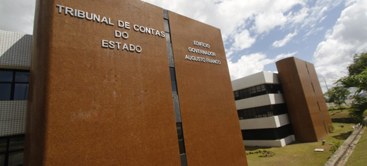 TCE: Municípios sergipanos têm 30 dias para impugnar índices de ICMS