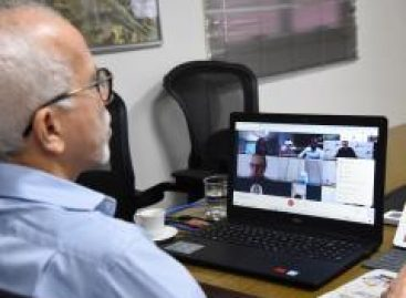 Edvaldo Nogueira participará de reunião com o ministro da Saúde