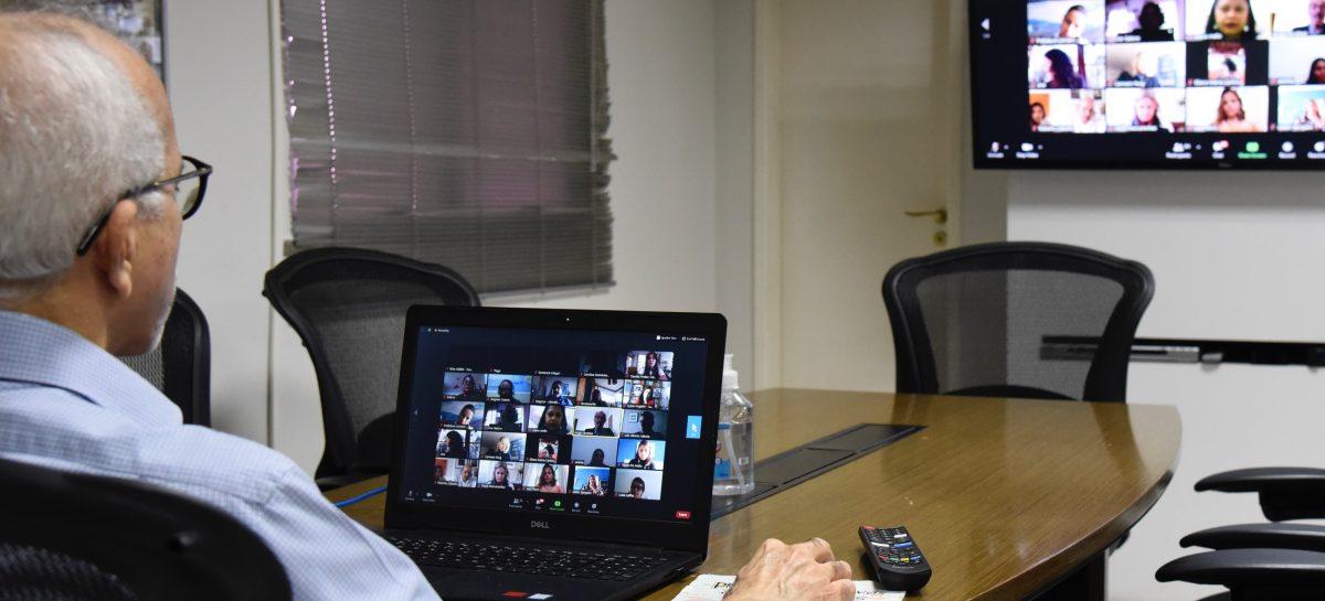 Aracaju adere à rede Urban95, voltada para ações de proteção à primeira infância
