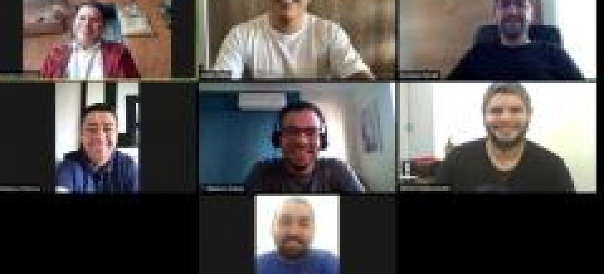 Em reunião virtual com a Funcaju, Abrape-SE discute soluções pós-pandemia