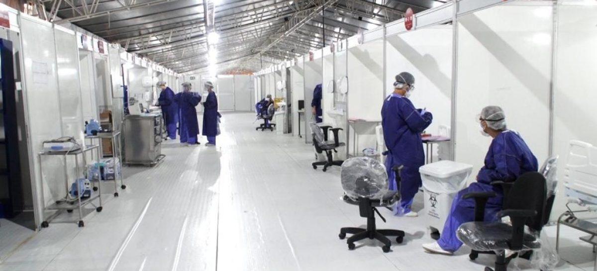 HCamp possui estrutura para estabilizar paciente que aguarda regulação para UTI